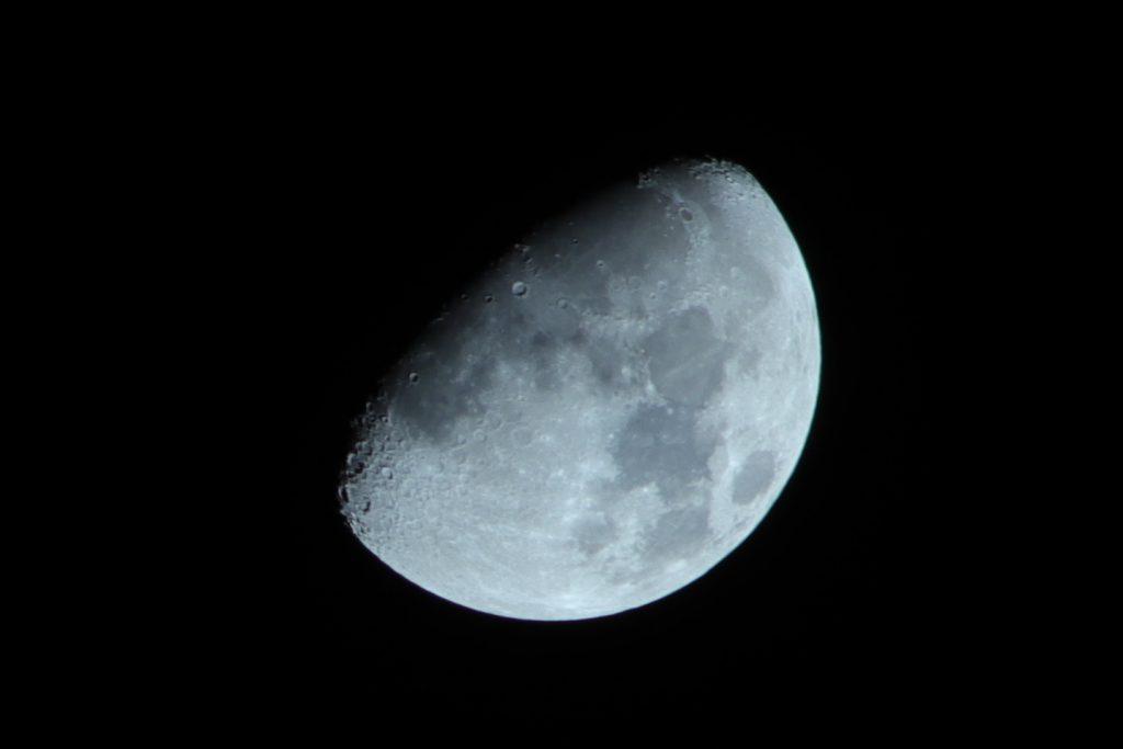 Moon imaging