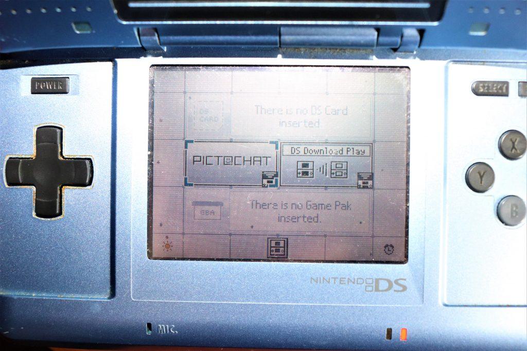 Nintendo DS classic