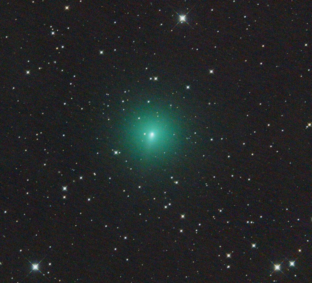 Comet Atlas - Martin Gembec